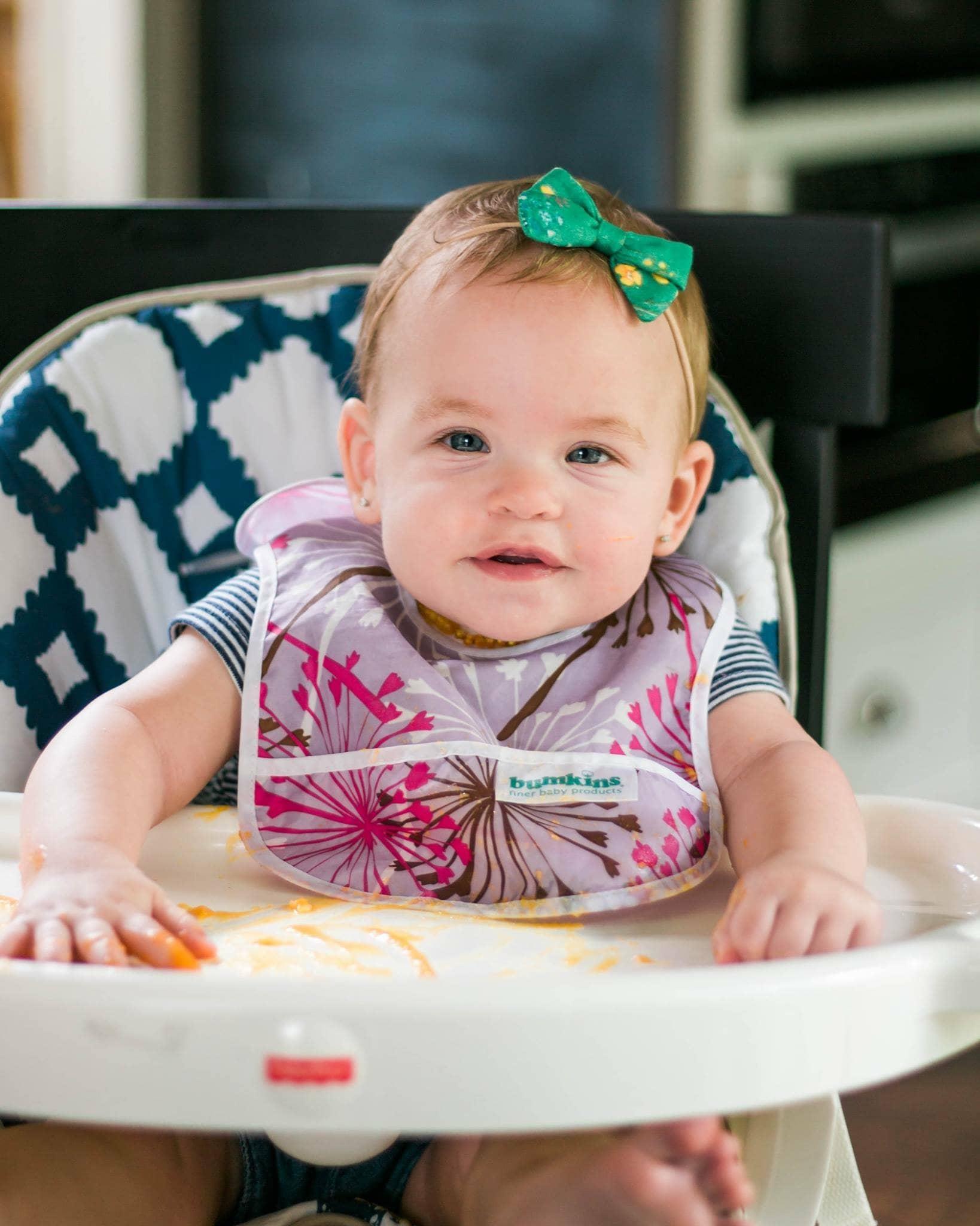 Mothers Milk Bank Recipient Baby Camilla