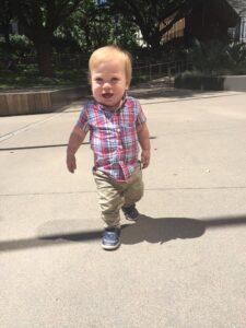 Mothers Milk Bank Recipient Baby Tyler