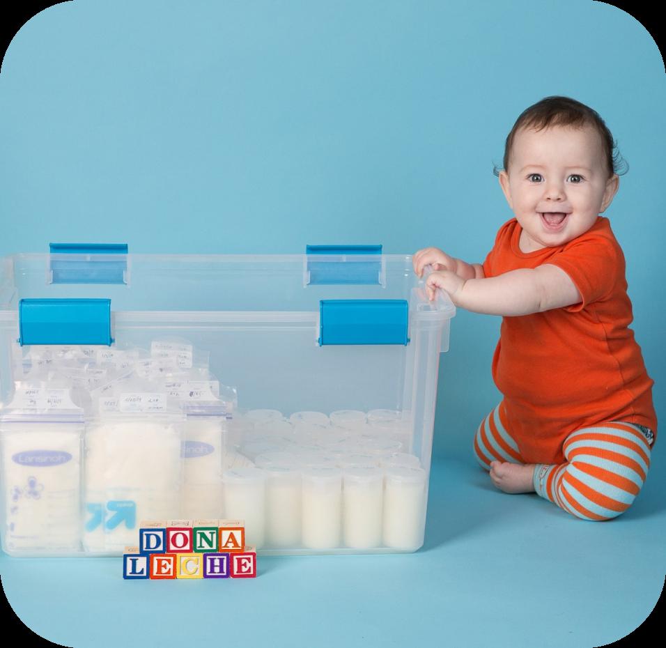 Austin Milk Bank Premature Baby