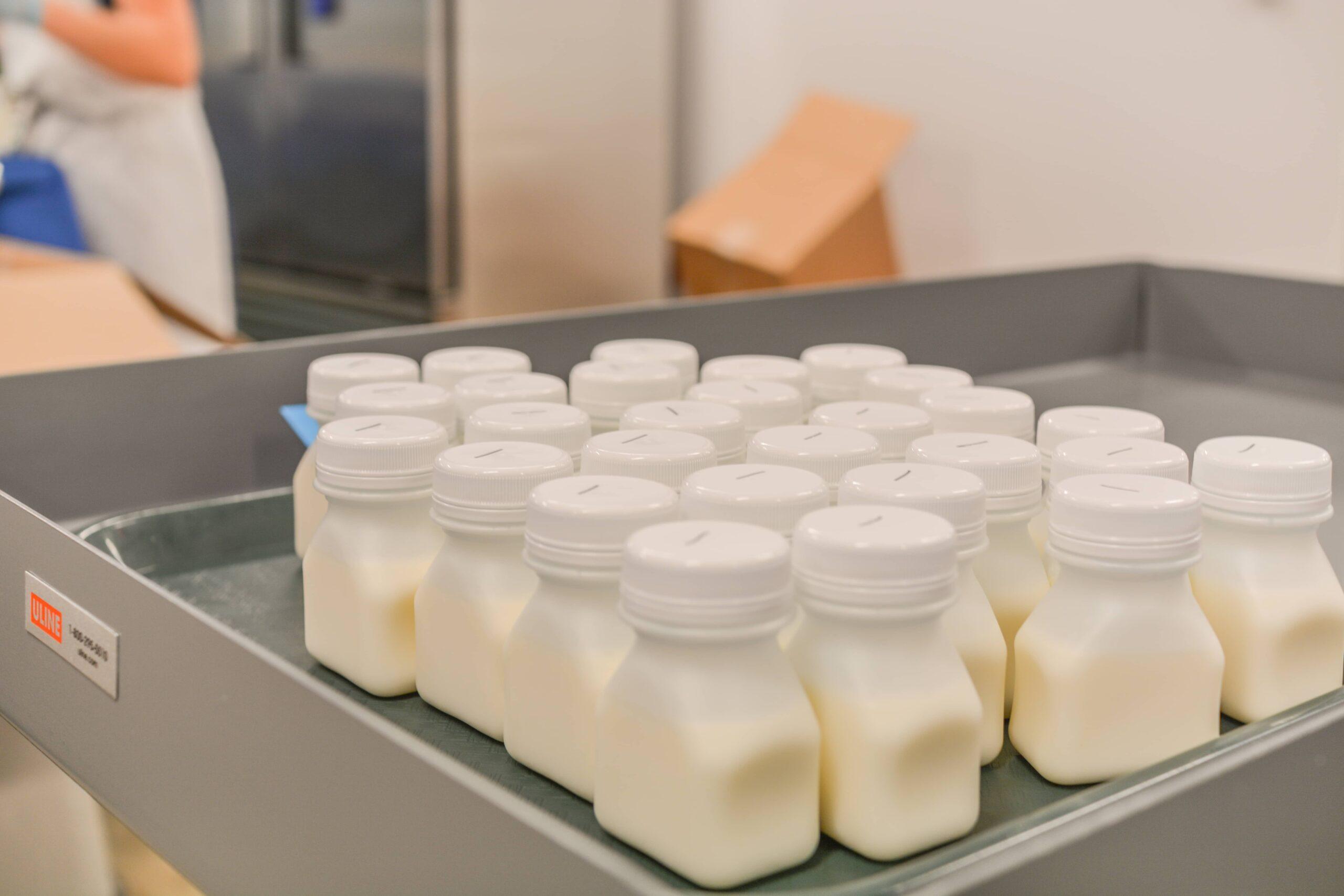 breast milk for babies