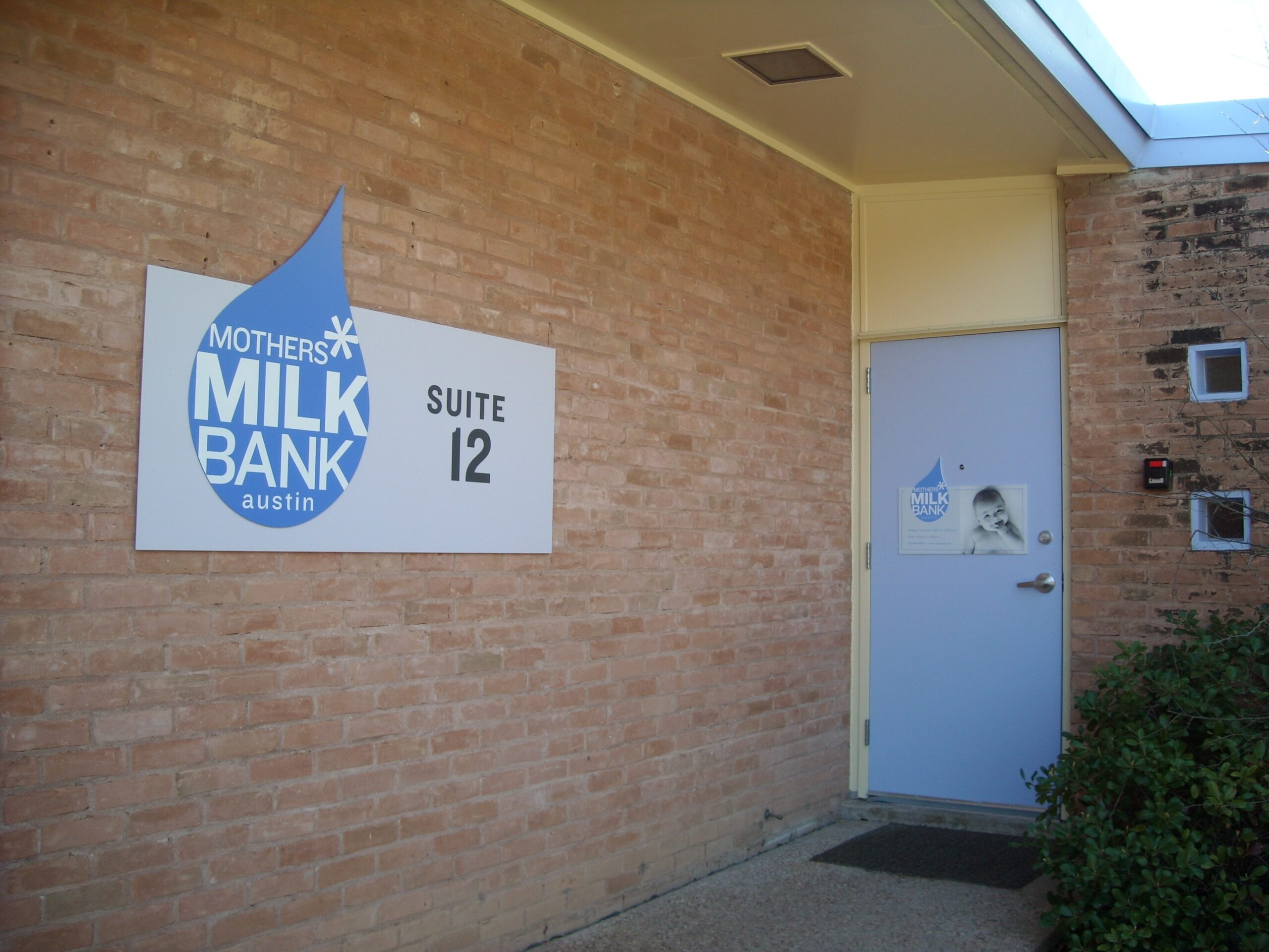 austin milk bank old location